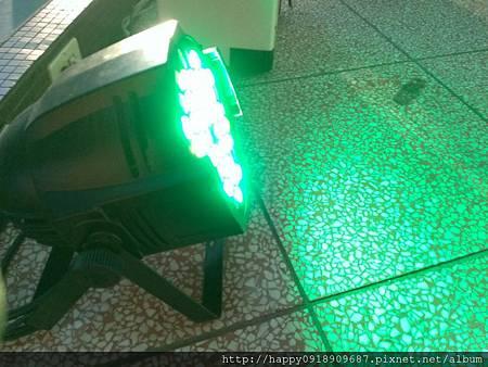 5安裝LED  PAR燈2