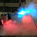 7煙霧加燈光效果