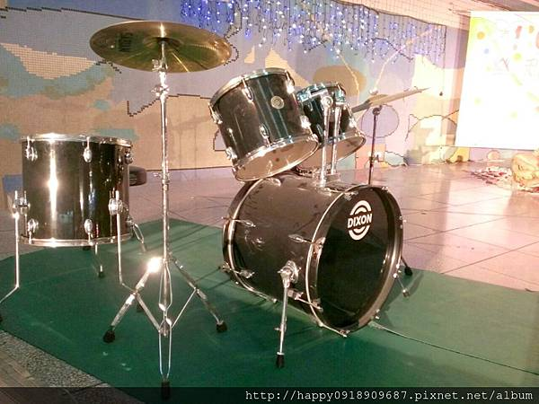 20樂器~爵士鼓