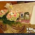B01BA3 燭光收禮桌盆花A.jpg