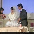 婚禮香檳杯塔租用