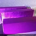 I06A003B 絲絨紫土司椅出租-2
