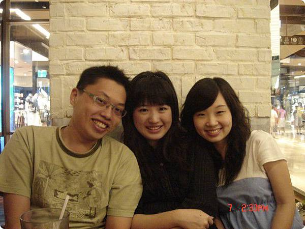 2010.07.07 可愛的學弟即將出國