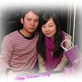 2011.02.12 提前慶祝情人節