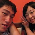2008.08.08 跟肉圓兄吃飯