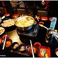 晚餐-相撲茶屋的相撲火鍋