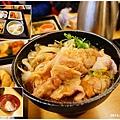午餐-京都薑汁豬肉豆腐料理