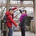 風見雞館旁的【北野天滿神社】,為眺望神戶市景的最佳地點