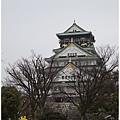 號稱日本第一名城的【大阪城公園】