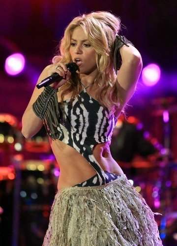 Shakira 南非世界盃足球賽主題曲演唱.jpg