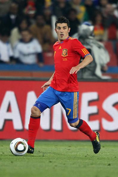 2010.6.21 西班牙 7號Villa 梅開二度 攻下第二分.jpg