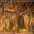 031_MG_7321_C2_歌樂美洞穴,早期基督徒為躲避回教徒的迫害,逃到這裡居住,洞穴裡還有教堂,仍有美麗的壁畫,只可惜發現遺蹟的回教徒塗掉了部份壁畫的臉孔.JPG