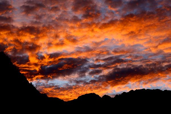 039_IMG_6747_C_從排雲摸黑下山,在山下看到的火燒雲,今天的日出應該也很美.JPG