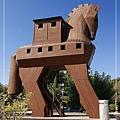 045_MG_8669_C2_特洛伊遺址的地標-木馬屠城記的木馬.JPG