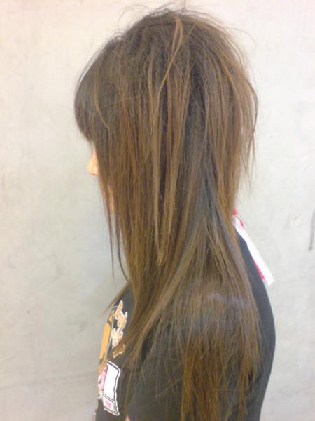 李芳伊~玉米鬚+直髮3