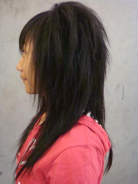 鄭婷真 玉米鬚長髮1