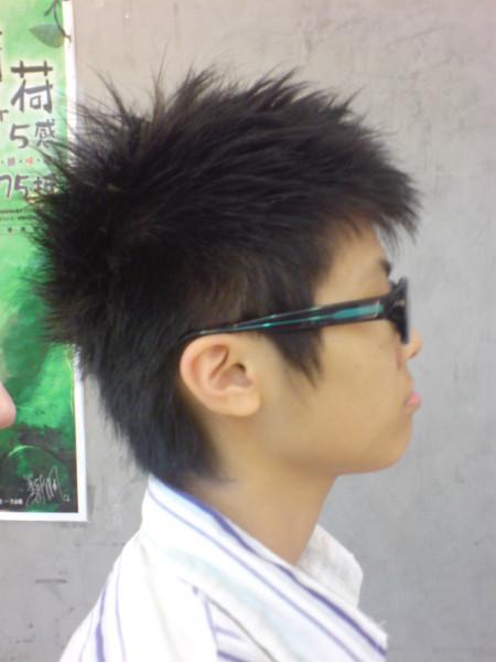游惠琳剪髮後1
