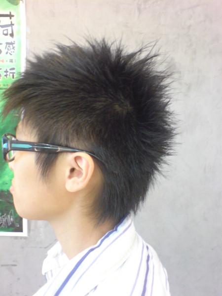 游惠琳剪髮後2