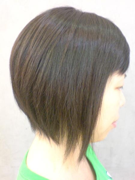 慧如~剪髮後~2