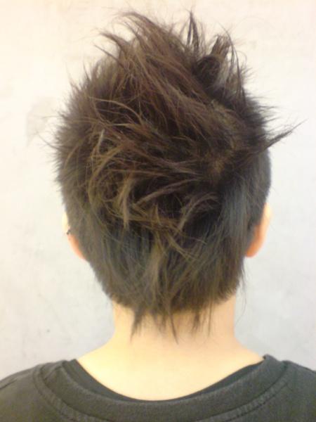 小球~剪髮後~1