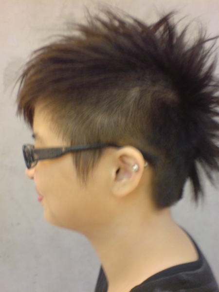 小球~剪髮後~2