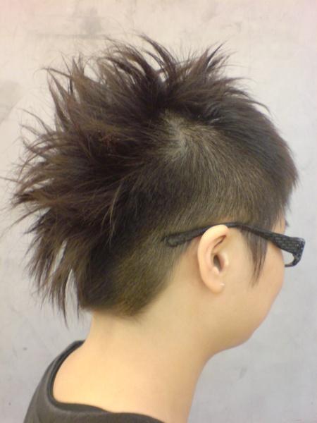 小球~剪髮後~3