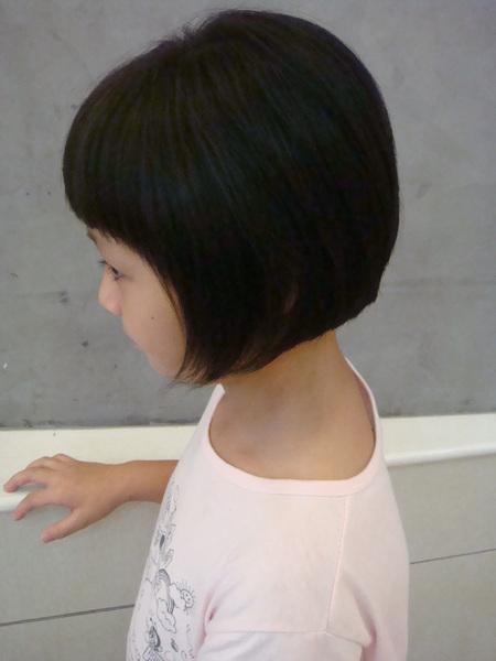 余佩璇剪髮2