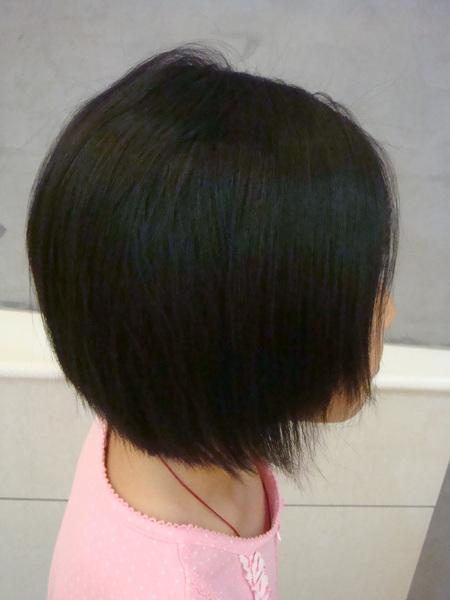 李艾凌剪髮後3