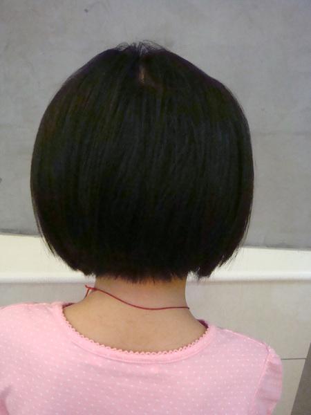 李艾凌 剪髮後4