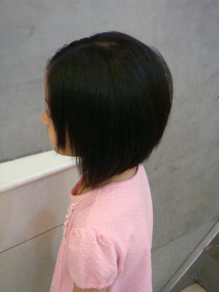 李艾凌 剪髮後5