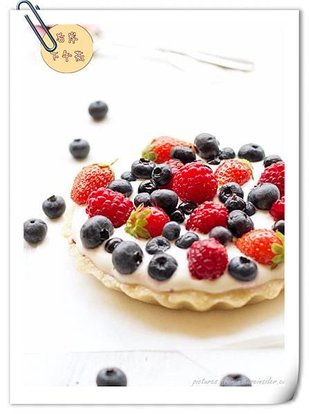 好吃的野莓派♥
