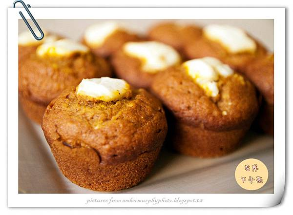Pumpkin Cream Cheese Muffins-13_副本