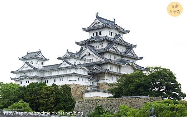 Himeji Castle_副本