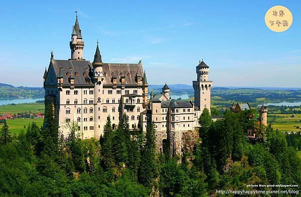 neuschwanstein-castle_副本_副本