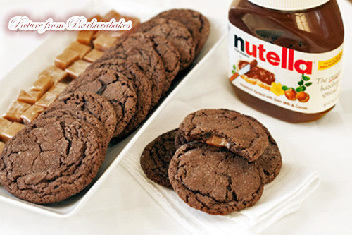 Chocolate-Nutella-Caramel-Filled-Cookies-Barbara-Bakes_副本