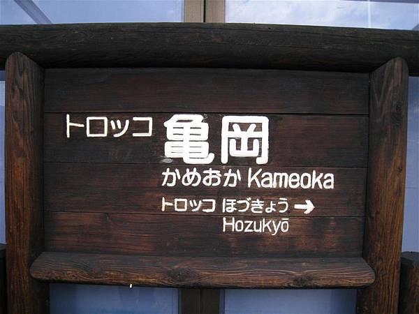 トロッコ龜岡站 (6).JPG