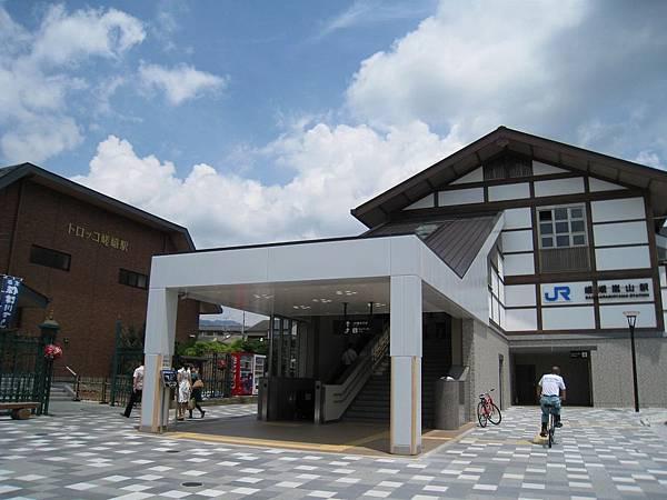 トロッコ嵯峨站 (25).JPG
