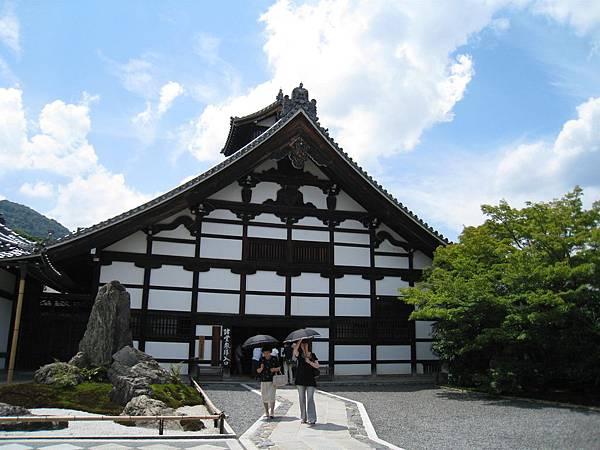京都嵐山 天龍寺 (2).JPG