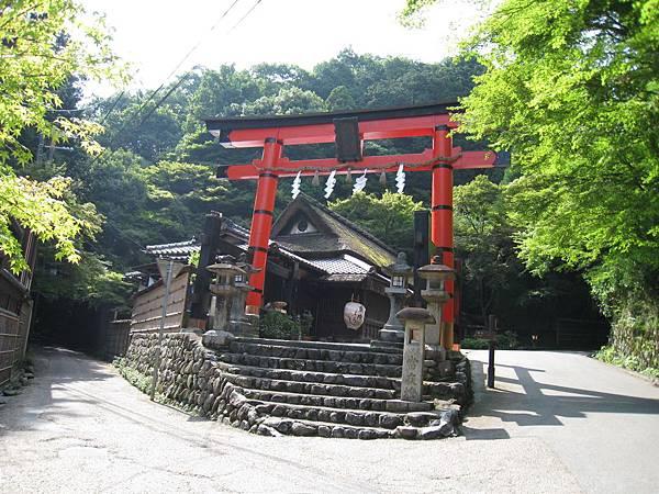 京都嵐山 鳥居本 (3).JPG