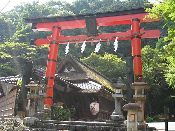 京都嵐山 鳥居本 (5).JPG