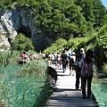 Plitvice Lakes NP 下湖區 (29).JPG