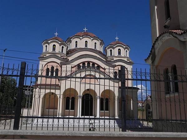 Shkoder的東正教教堂.JPG