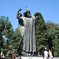 Statue of Gregorius of Nin (1)