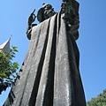 Statue of Gregorius of Nin (2)