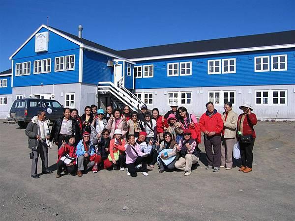 格陵蘭 返回Kulusuk Airport