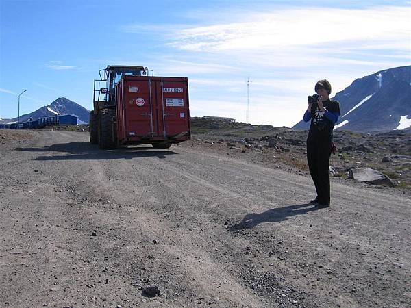 格陵蘭 返回Kulusuk Airport (1)