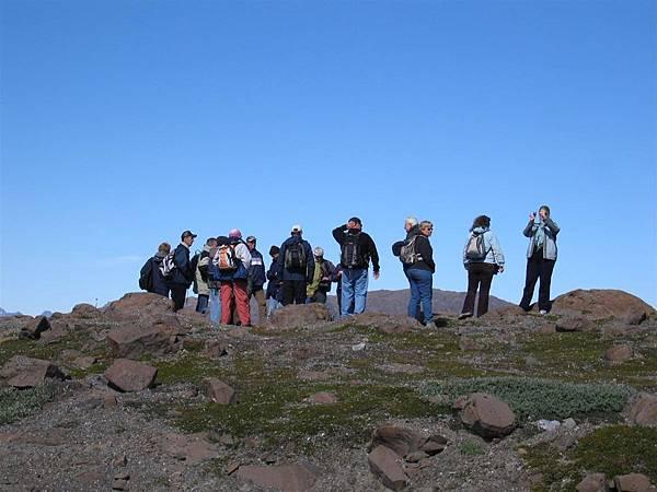 格陵蘭 返回Kulusuk Airport (2)