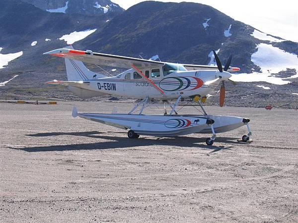 格陵蘭 返回Kulusuk Airport (4)