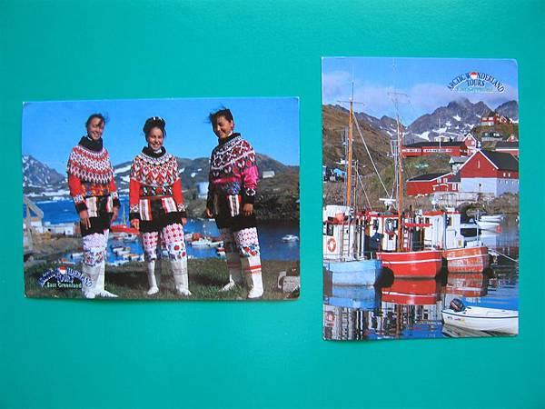 格陵蘭 門票 紀念品 (1)