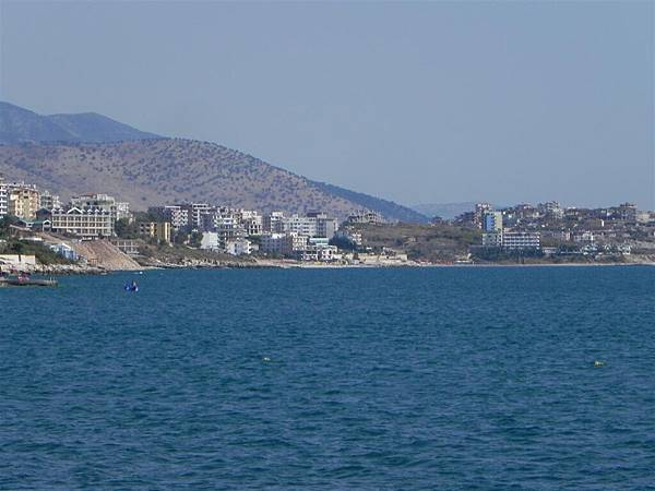 Saranda 的海邊 (2)